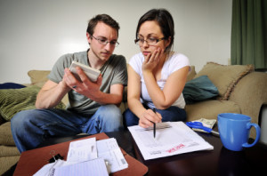 iStock_young_couple_review_finances
