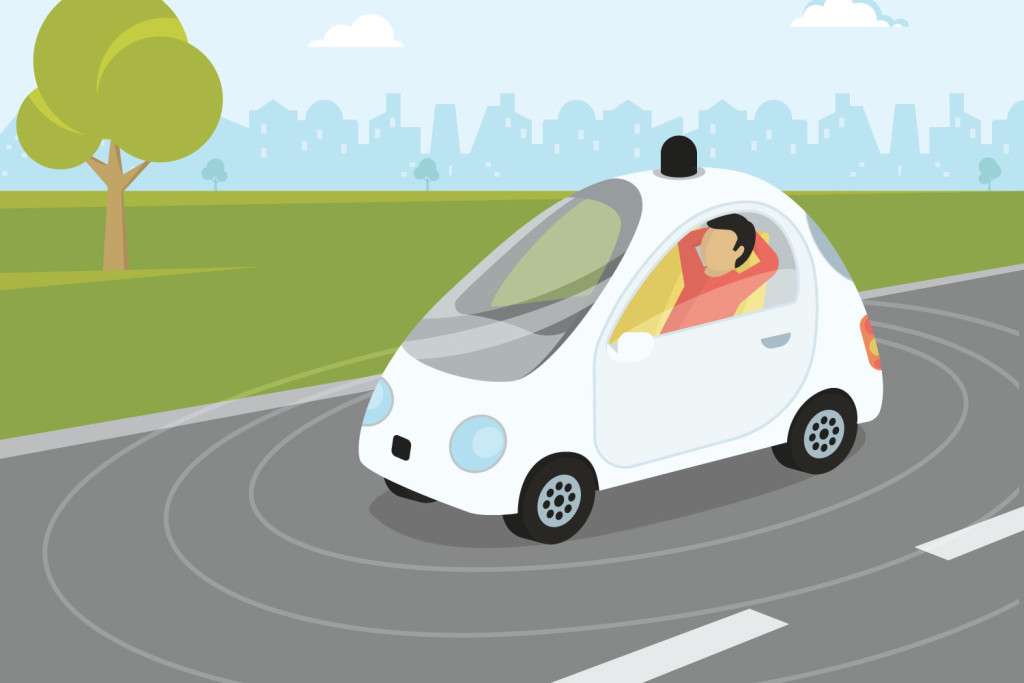 Ethics of Self-Driving Autonomous Cars