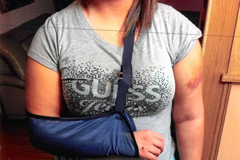 Settlement for bad car accident
