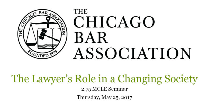 Chicago Bar Association Seminar